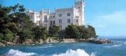 Trieste e il Castello di Miramare